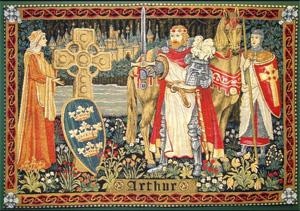 Arthur legenda