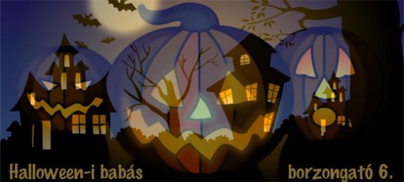 Halloween-i babás borzongató 6.