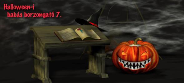 Halloween-i babás borzongató 7.
