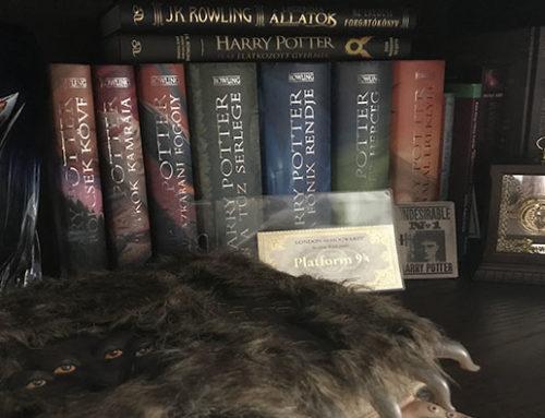 Harry Potter és a Halhatatlanság Ereklyéi