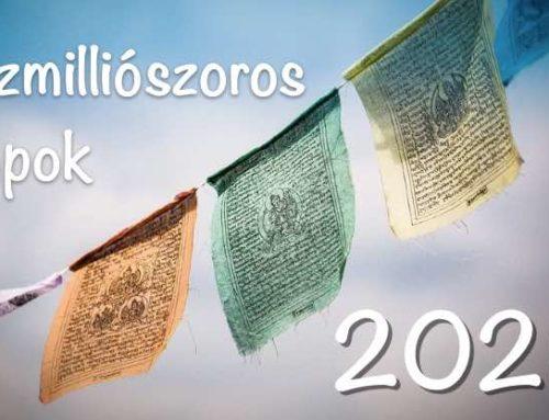 Tízmilliószoros napok 2020