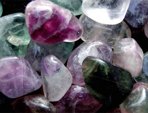 Régi szokások elengedése kristályokkal