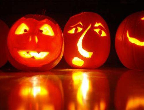 Wicca igézet Halloween-re