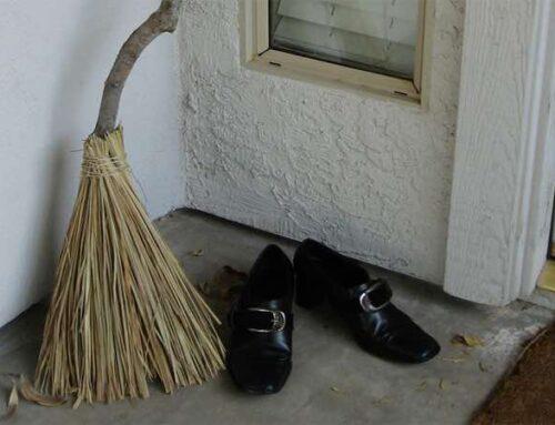 Tisztítás és áldás az új otthonra