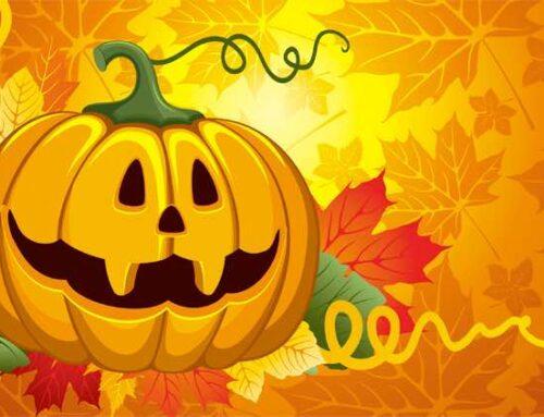 Halloweeni tükör varázslat