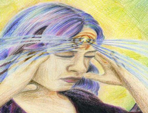 Harmadik szem rítus a szellemi erőért
