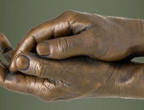 Kéz a kézben varázslat