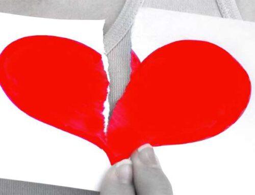 Szerelmi kötés feloldása