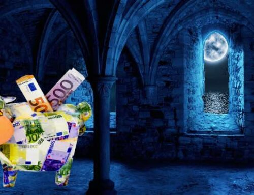 Telihold pénzmágia